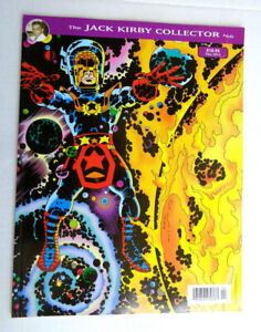 TwoMorrows Jack Kirby Collector Issue 66 Fall 2015