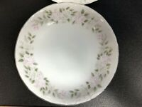 """Sheffield Fine China Classic 501 Berry Bowls 5 1/2"""" Set of 4 Excellent Condition"""