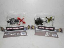 Loose Dragons: Monstrous Nightmare vs. Snuffer & Zippleback vs. Zipplecatcher 4+