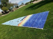 Hobie Cat 18 main sail - blue prism