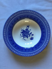 """Blue & White Bowl by Churchill """"Out of the Blue"""" inspired by Mary Gilliatt"""