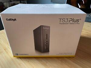 Caldigit TS3 Plus Thunderbolt Dock - Best USB-C Dock for Mac or PC