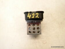Heater Resistor-08 Vauxhall Zafira B 1.9 cdti 150 ref.422