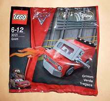 Lego Walt Disney Cars - 30121 Grem - Set Tütchen Disneys Auto rot Car Neu OVP
