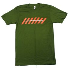 U2 American Apparel How To Distmantle An Atomic Bomb Tee - Olive Green - S