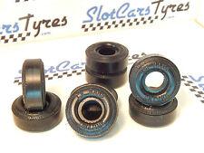 8 rear tires Unique Le Mans 1/24  us