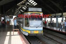 Straßenbahn Tramway Foto Manila Philippinen: