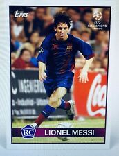 Topps UCL The Lost Rookie Card LIONEL MESSI 2004/2005 (Barcellona) PRE-ORDER