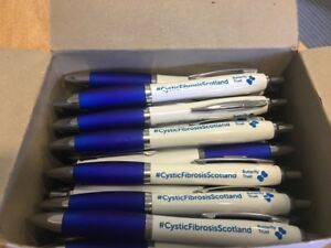 Cystic Fibrosis Charity Pen (Butterfly Trust)