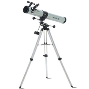 Visionking 3 inch 76 x 900 mm EQ Reflector Newtonian Astronomical Telescope