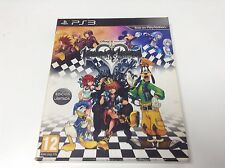 KINGDOM HEARTS -HD 1.5 REMIX- EDICION LIMITADA . Pal España Certificado Paypal