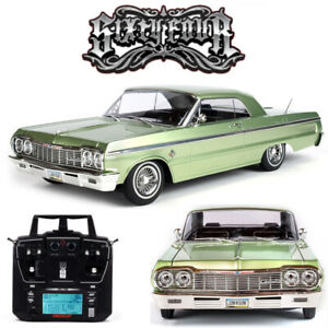 Redcat SixtyFour 1964 Chevrolet Impala SS Hopping Lowrider RTR Green RER14408