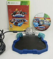 XBOX 360 Portal Of Power And Skylanders Superchargers Game