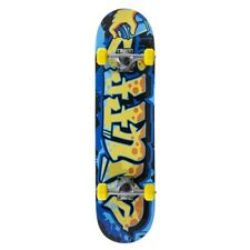 Enuff Graffiti II Mini Complete Skateboard, Yellow