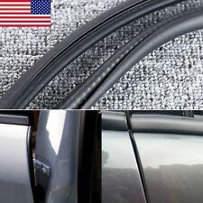 Car Door 1.6M Weatherstrip B Pillar Hollow Sealing Strip Weather Seal Rubber