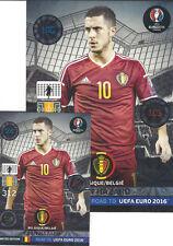 Eden Hazard XXL Limited Edition Panini Adrenalyn XL Road to UEFA Euro 2016 Big
