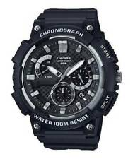Casio Men's Chronograph Watch, 100 Meter WR, Black Resin, Date,   MCW200H-1AV