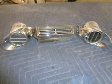1964 CADILLAC AIR CONDITIONING OUTLETS, 3 PEICES