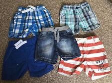 9-12 Months Boys Summer Shorts Bundle Next