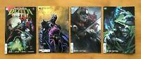 Dark Nights Death Metal 5 Capullo, Finch, Lau, Parrillo Covers  DC Comics NM+
