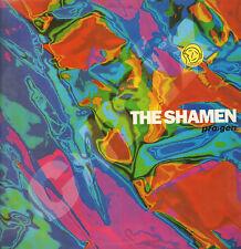 THE SHAMEN - Pro>gen (C>mix) - 1990 - One Little Indian - 36TP12L - Uk