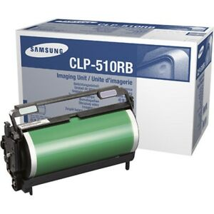 Original Bildtrommel Samsung CLP-510 CLP-510N / CLP-510RB Drum Imaging Unit OVP