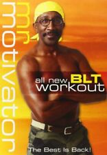 MR MOTIVATOR ALL NEW BLT WORKOUT DVD FITNESS