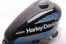 DECALS for 1976 AMF Harley-Davidson Ironhead Sportster Peanut Gas Tank XLCH XLH