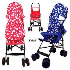 2016 Basic Lightweight Baby Stroller Infant Travel System Pram Folding Pushchair