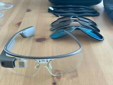 Google Glass Explorer Edition XE-C (V2) with Shale Glasses FREE EXTRAS