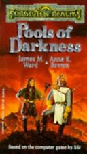 Pools of Darkness (Forgotten Realms) by James M. Ward, Anne K. Brown