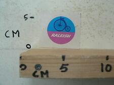 STICKER,DECAL RALEIGH FIETS CYCLING  NOT 100 % OK A