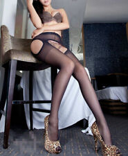 Fashion Women's Sexy Sheer Shiny Glossy Classic Pantyhose & Tights Stockings HOT