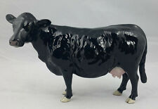 Beswick Black Galloway Cow - Model No. 4113B – Limited Edition