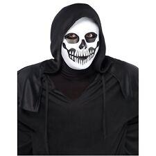 Scary Horror Skull Skeleton Mask Halloween Unisex Fancy Dress Costume Accessory