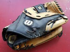 "Wilson A360 Genuine Leather Softball Glove RHT 13"" A0360 ES13"