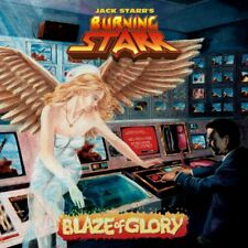 JACK STARR'S BURNING STARR - Blaze Of Glory (NEW*LIM.REREL.*US METAL + 5 BONUS)
