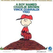A Boy Named Charlie Brown [Original Soundtrack] by Vince Guaraldi Trio/Vince...