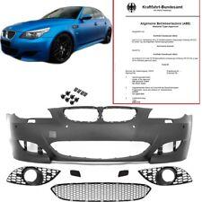 BMW E60 E61 FRONT Stoßstange vorne für PDC&SRA LCI Facelift 07-10+Grill für M5 M