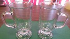 8.5 Oz Clear Irish Coffee Mug ( Set Of Two ) Anchor 308