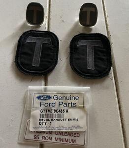 Te50 TS50  TL50 Tickford AU ford T Series Badges