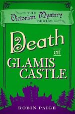 Death at Glamis Castle,Robin Paige