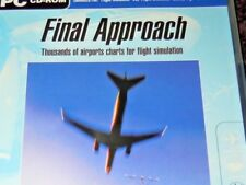 Final approach 2000- flight sim 98 & 2000 Add-On  +747 disc   MSFS (PC) VGC