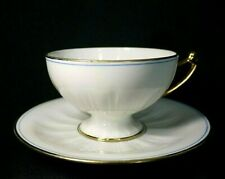 Tasse à thé ancienne en porcelaine de Limoges