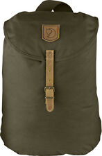Fjallraven Greenland Backpack Small - Dark Olive/Black