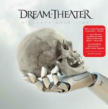 CD, DREAM THEATER - DISTANCE OVER TIME