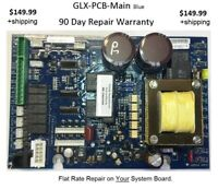 Repair Your Hayward / Goldline / Aqua-Logic GLX-PCB-MAIN System Board