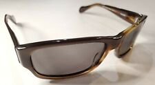 Oliver Peoples Sunglasses Primo Olive Tortoise / Gray Polarized Japan Made