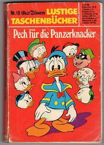 Walt Disneys Lustige Taschenbücher Nr.19, Pech für die Panzerknacker