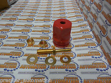 SUPERCON, RP250GR, TEST RECEPTACLE, PIN-RCPT, 250A, WW, RED